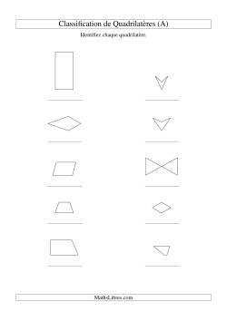 Fiches d'Exercices sur la Géométrie