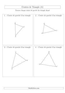 Fiches D Exercices Sur La Geometrie