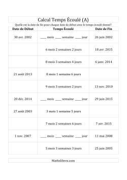 Résultats de la Recherche Trouvés pour: calendrier sur